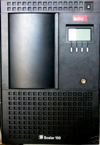ADIC Scalar 100 Tape Library Service and Repair