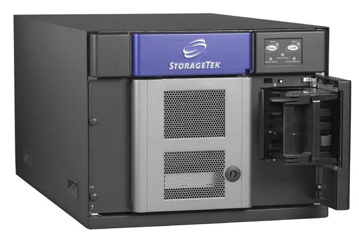 StorageTek STK SL500 Tape Library Repair